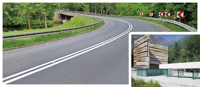 Marquage routier et Mobilier Urbain